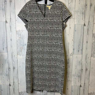 Primary Photo - BRAND: MICHAEL BY MICHAEL KORS STYLE: DRESS SHORT SHORT SLEEVE COLOR: BLACK WHITE SIZE: XL SKU: 176-17641-39152