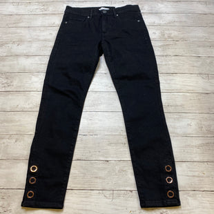 Primary Photo - BRAND: LOFT STYLE: JEANS COLOR: BLACK SIZE: 2 SKU: 176-17684-44051