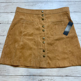 Primary Photo - BRAND: LULUS STYLE: SKIRT COLOR: BROWN SIZE: L SKU: 176-176121-21168