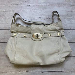Primary Photo - BRAND: MICHAEL KORS STYLE: HANDBAG DESIGNER COLOR: IVORY SIZE: MEDIUM OTHER INFO: AS IS SKU: 176-176122-20756