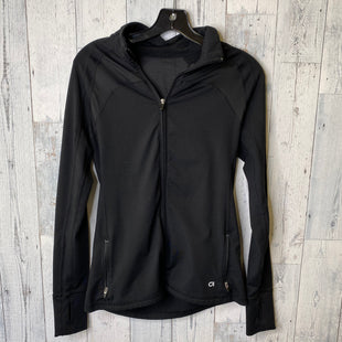 Primary Photo - BRAND: GAPFIT STYLE: ATHLETIC JACKET COLOR: BLACK SIZE: S SKU: 176-176122-19754