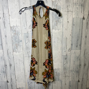 Primary Photo - BRAND: FREE PEOPLE STYLE: TOP SLEEVELESS COLOR: CREAM SIZE: XS SKU: 176-176114-35463