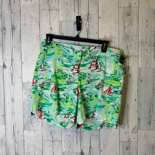 Primary Photo - BRAND: CROWN AND IVY STYLE: SHORTS COLOR: BLUE GREEN SIZE: 14 SKU: 176-17684-45723