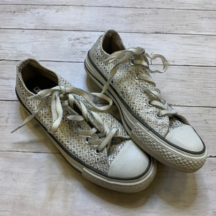 Primary Photo - BRAND: CONVERSE STYLE: SHOES ATHLETIC COLOR: WHITE SIZE: 6 OTHER INFO: AS IS SKU: 176-176124-19074