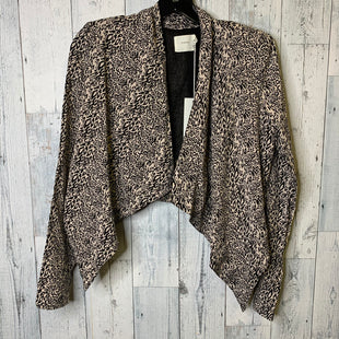 Primary Photo - BRAND: LUSH STYLE: BLAZER JACKET COLOR: BROWN SIZE: S SKU: 176-176124-25117