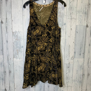Primary Photo - BRAND: FREE PEOPLE STYLE: DRESS SHORT SLEEVELESS COLOR: BROWN SIZE: M SKU: 176-176121-25956