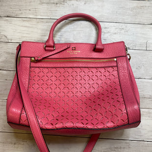Primary Photo - BRAND: KATE SPADE STYLE: HANDBAG DESIGNER COLOR: PINK SIZE: LARGE OTHER INFO: AS IS SKU: 176-176124-23991