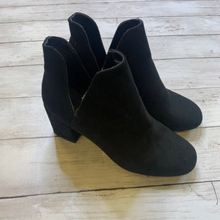 Primary Photo - BRAND: BAMBOO STYLE: BOOTS ANKLE COLOR: BLACK SIZE: 6.5 SKU: 176-176122-20718