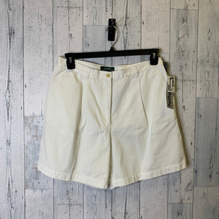 Primary Photo - BRAND: LAUREN BY RALPH LAUREN STYLE: SHORTS COLOR: WHITE SIZE: 14PETITE SKU: 176-17684-46806