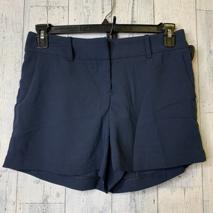 Primary Photo - BRAND: CYNTHIA ROWLEY STYLE: SHORTS COLOR: NAVY SIZE: 4 SKU: 176-176114-37662