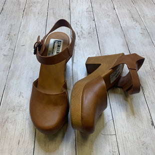 Primary Photo - BRAND: UNIVERSAL THREAD STYLE: SHOES HIGH HEEL COLOR: BROWN SIZE: 8 OTHER INFO: NWT SKU: 176-176122-20494
