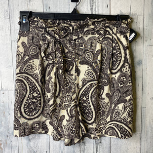 Primary Photo - BRAND: H&M STYLE: SHORTS COLOR: BROWN SIZE: 6 SKU: 176-17684-46745