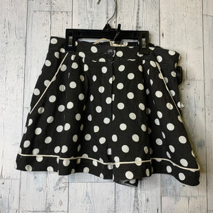Primary Photo - BRAND:    CLOTHES MENTOR STYLE: SHORTS COLOR: BLACK WHITE SIZE: S OTHER INFO: LOVE RICHE - SKU: 176-176140-3073