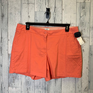 Primary Photo - BRAND: CROWN AND IVY STYLE: SHORTS COLOR: CORAL SIZE: 16 SKU: 176-176140-2736