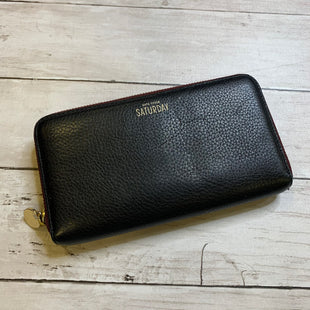Primary Photo - BRAND: KATE SPADE STYLE: WALLET COLOR: BLACK SIZE: MEDIUM OTHER INFO: KATE SPADE SATURDAY SKU: 176-17641-39176