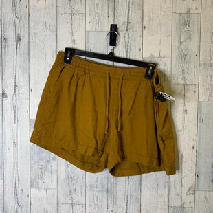 Primary Photo - BRAND: OLD NAVY STYLE: SHORTS COLOR: MUSTARD SIZE: XL SKU: 176-176140-2772