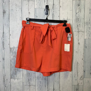 Primary Photo - BRAND: A NEW DAY STYLE: SHORTS COLOR: ORANGE SIZE: L SKU: 176-176114-38337