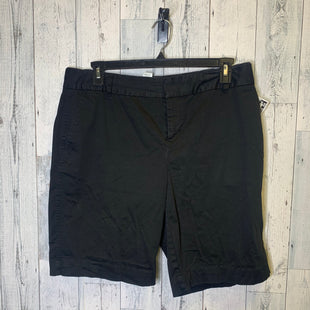 Primary Photo - BRAND:    JH COLLECTIONS  STYLE: SHORTS COLOR: BLACK SIZE: 16 OTHER INFO: JH COLLECTIONS - SKU: 176-176140-1603