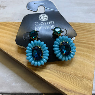 Primary Photo - BRAND: J CREW STYLE: EARRINGS COLOR: BLUE SKU: 176-176150-2797