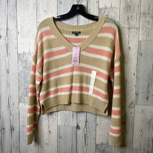 Primary Photo - BRAND: WILD FABLE STYLE: TOP LONG SLEEVE COLOR: BROWN SIZE: S SKU: 176-176124-25986