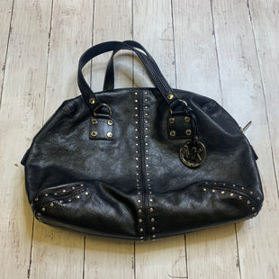 Primary Photo - BRAND: MICHAEL KORS STYLE: HANDBAG DESIGNER COLOR: BLACK SIZE: MEDIUM OTHER INFO: AS IS SKU: 176-176114-38165