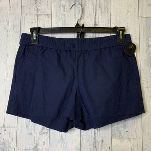 Primary Photo - BRAND: J CREW STYLE: SHORTS COLOR: NAVY SIZE: 4 SKU: 176-176124-23607