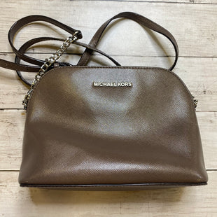 Primary Photo - BRAND: MICHAEL BY MICHAEL KORS STYLE: HANDBAG DESIGNER COLOR: GREY SIZE: SMALL SKU: 176-17641-39455