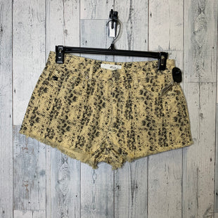 Primary Photo - BRAND: KANCAN STYLE: SHORTS COLOR: CREAM SIZE: L SKU: 176-176153-156