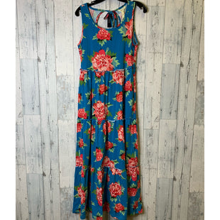 Primary Photo - BRAND: MATILDA JANE STYLE: DRESS LONG SLEEVELESS COLOR: BLUE SIZE: M SKU: 176-176134-4813