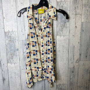 Primary Photo - BRAND: MAEVE STYLE: TOP SLEEVELESS COLOR: CREAM SIZE: S SKU: 176-176121-23029