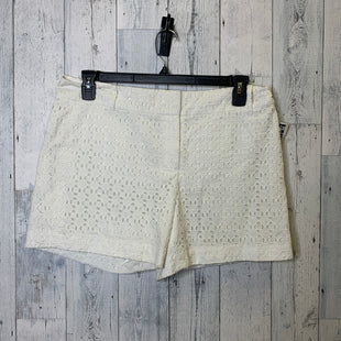 Primary Photo - BRAND: LOFT STYLE: SHORTS COLOR: WHITE SIZE: 10 SKU: 176-176124-26047
