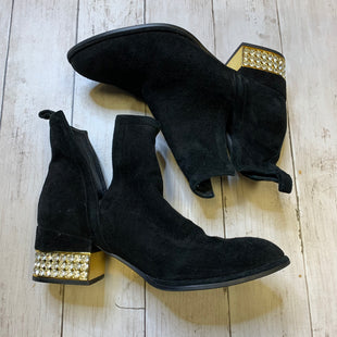 Primary Photo - BRAND: JEFFERY CAMPBELL STYLE: BOOTS ANKLE COLOR: BLACK SIZE: 7.5 SKU: 176-176121-24764