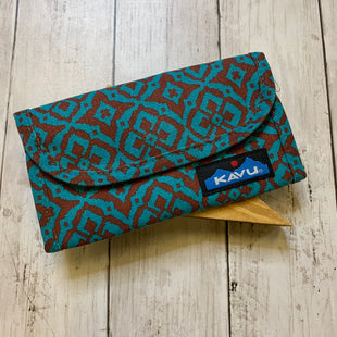 Primary Photo - BRAND: KAVU STYLE: WALLET COLOR: GREEN SIZE: MEDIUM SKU: 176-176146-155