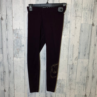 Primary Photo - BRAND: NIKE APPAREL STYLE: ATHLETIC PANTS COLOR: PURPLE SIZE: S SKU: 176-176114-35476