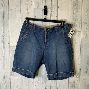 Primary Photo - BRAND: SONOMA STYLE: SHORTS COLOR: DENIM SIZE: 12 SKU: 176-176124-24666