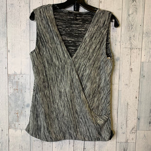 Primary Photo - BRAND: BCBGMAXAZRIA STYLE: ATHLETIC TANK TOP COLOR: BLACK WHITE SIZE: M SKU: 176-176140-3157