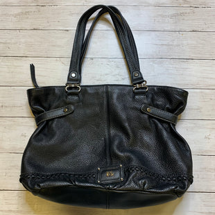 Primary Photo - BRAND: THE SAK STYLE: HANDBAG LEATHER COLOR: BLACK SIZE: MEDIUM SKU: 176-176150-3436
