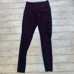Primary Photo - BRAND: NIKE APPAREL STYLE: ATHLETIC PANTS COLOR: PURPLE SIZE: XS SKU: 176-176114-36521