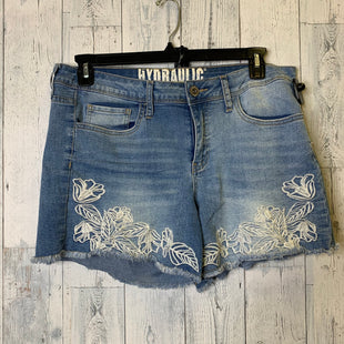 Primary Photo - BRAND: HYDRAULIC STYLE: SHORTS COLOR: DENIM SIZE: 12 SKU: 176-176124-26314