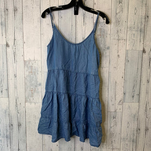 Primary Photo - BRAND: LOVE TREE STYLE: TOP SLEEVELESS COLOR: DENIM SIZE: S SKU: 176-176140-3065