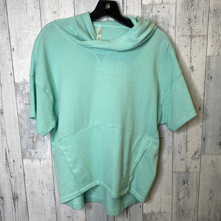 Primary Photo - BRAND: FABLETICS STYLE: ATHLETIC TOP SHORT SLEEVE COLOR: MINT SIZE: S SKU: 176-176114-36462