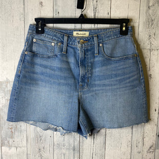 Primary Photo - BRAND: MADEWELL STYLE: SHORTS COLOR: DENIM SIZE: 4 SKU: 176-176150-4846