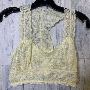 Primary Photo - BRAND:    CLOTHES MENTOR STYLE: BRA COLOR: CREAM SIZE: L OTHER INFO: ANEMONE - SKU: 176-176150-4362