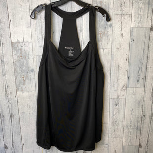 Primary Photo - BRAND: IDEOLOGY STYLE: ATHLETIC TANK TOP COLOR: BLACK SIZE: 3X SKU: 176-176122-16214