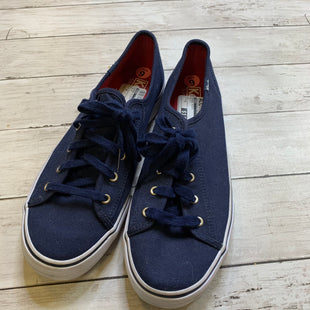 Primary Photo - BRAND: KEDS STYLE: SHOES FLATS COLOR: BLUE SIZE: 9 SKU: 176-176124-17321