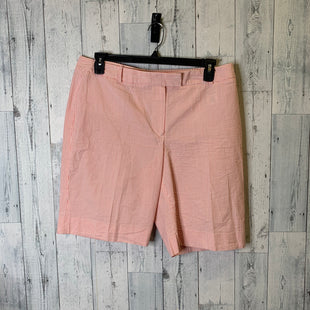 Primary Photo - BRAND: BROOKS BROTHERS STYLE: SHORTS COLOR: ORANGE SIZE: 14 SKU: 176-17684-45728