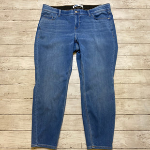 Primary Photo - BRAND: OLD NAVY STYLE: JEANS COLOR: DENIM SIZE: 24 SKU: 176-176124-16623