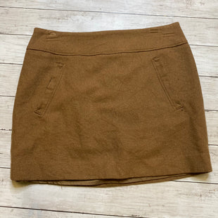 Primary Photo - BRAND: H&M STYLE: SKIRT COLOR: BROWN SIZE: 10 SKU: 176-176124-22659