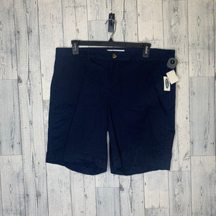 Primary Photo - BRAND: OLD NAVY STYLE: SHORTS COLOR: NAVY SIZE: 18 SKU: 176-176140-1952