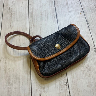 Primary Photo - BRAND: DOONEY AND BOURKE STYLE: COIN PURSE COLOR: BLACK SIZE: MEDIUM SKU: 176-176134-4631